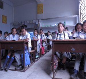 St Mary's School, Singla Valley , Darjeeling